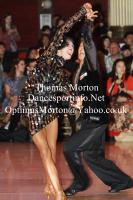 Anton Sboev & Patrizia Ranis at Blackpool Dance Festival 2011