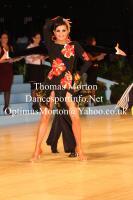 Andriy Babiy & Irina Dengyna at UK Open 2014