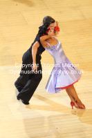 Jurij Batagelj & Jagoda Batagelj at The International Championships
