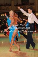 Steven Greenwood & Jessica Dorman at Blackpool Dance Festival 2011