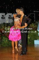 Steven Greenwood & Jessica Dorman at UK Open 2010