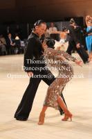 Ruslan Aydaev & Valeriya Kozharinova at UK Open 2013