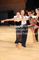 Ruslan Aydaev & Valeriya Kozharinova at UK Open 2014