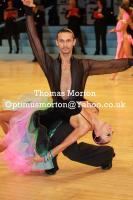 Andrei Mosejcuk & Kamila Kajak at UK Open 2011