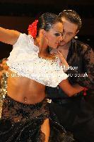 Andrei Mosejcuk & Kamila Kajak at UK Open 2010