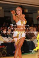 Massimo Arcolin & Lyubov Mushtuk at Blackpool Dance Festival 2011
