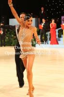 Massimo Arcolin & Lyubov Mushtuk at UK Open 2013