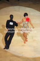 Andrej Skufca & Melinda Torokgyorgy at The International Championships