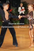 Francesco Bertini & Sabrina Manzi at UK Open 2011
