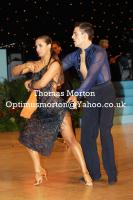 Ryan Mcshane & Ksenia Zsikhotska at UK Open 2011
