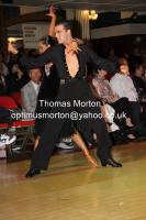 Ryan Mcshane & Ksenia Zsikhotska at Blackpool Dance Festival 2010
