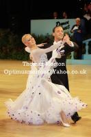 Alessio Potenziani & Veronika Vlasova at UK Open 2011
