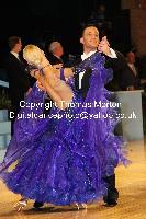 Alessio Potenziani & Veronika Vlasova at UK Open 2010