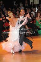Alessio Potenziani & Veronika Vlasova at Blackpool Dance Festival 2010