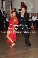 Sergey Kravchenko & Lauren Oakley at The Spectacular Dance - Amateur Ballroom and Latin Challenger Cup