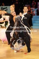 Pasquale Farina & Sofie Koborg at UK Open 2011