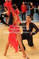 Daniel Falkenberg & Anna Kapliy at UK Open 2013