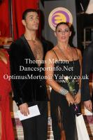 Manuel Favilla & Victoria Burke at The Spectacular Dance - Amateur Ballroom and Latin Challenger Cup