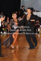 Manuel Favilla & Victoria Burke at WDC Disney Resort 2011