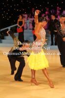 Yegor Novikov & Yana Blinova at UK Open 2012