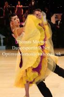 Edmund Ault & Leanne Han at UK Open 2014