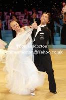 Andrea Ghigiarelli & Sara Andracchio at UK Open 2011
