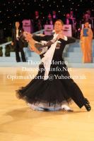 Dusan Dragovic & Greta Laurinaityte at UK Open 2013