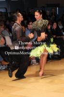 Aleksandr Altukhov & Natalia Barantseva at UK Open 2013