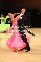 Stephen Arnold & Yasmin Priestnall at UK Open 2014