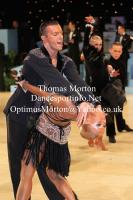 Kyrylo Dovgalin & Svitlana Ustyugova at UK Open 2013