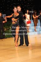 Mario Giuseppe Carciotto & Tania Cerra at UK Open 2013