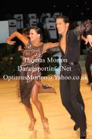 Dmitry Barov & Ekaterina Kalugina at UK Open 2014