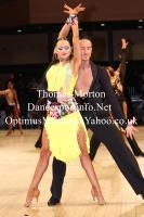 Massimo Arcolin & Mariya Dyment at UK Open 2014