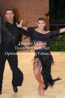 Oleg Dachkevitch & Tatiana Suslova at UK Open 2013