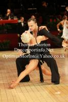 Sarunas Greblikas & Viktoria Horeva at International Championships 2011