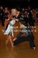 Sarunas Greblikas & Viktoria Horeva at WDC Disney Resort 2009