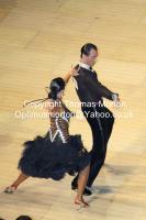 Sergey Sourkov & Agnieszka Melnicka at The International Championships