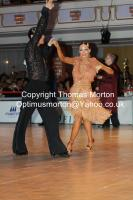 Sergey Sourkov & Agnieszka Melnicka at WDC World Championships