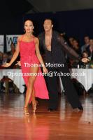 Sergey Sourkov & Agnieszka Melnicka at WDC Disney Resort 2010