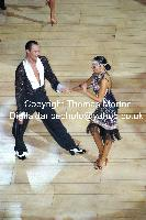 Sergey Sourkov & Agnieszka Melnicka at International Championships 2009