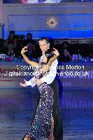 Sergey Sourkov & Agnieszka Melnicka at Kremlin Cup 2009