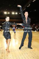 Sergey Sourkov & Agnieszka Melnicka at UK Open 2010