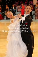 Chong He & Jing Shan at UK Open 2012