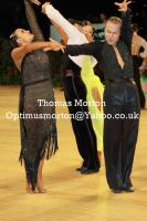 Kamil Studenny & Kateryna Trubina at UK Open 2011