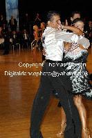 Dorin Frecautanu & Roselina Doneva at WDC Disney Resort 2009