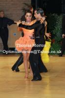 Andrea Silvestri & Martina Váradi at UK Open 2011