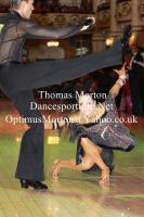 Niels Didden & Gwyneth Van Rijn at Blackpool Dance Festival 2011
