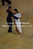Koji Nishijima & Asumi Nishijima at International Championships 2009