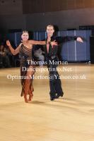 Troels Bager & Ina Ivanova Jeliazkova at UK Open 2013