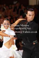 Emanuele Soldi & Elisa Nasato at Blackpool Dance Festival 2011